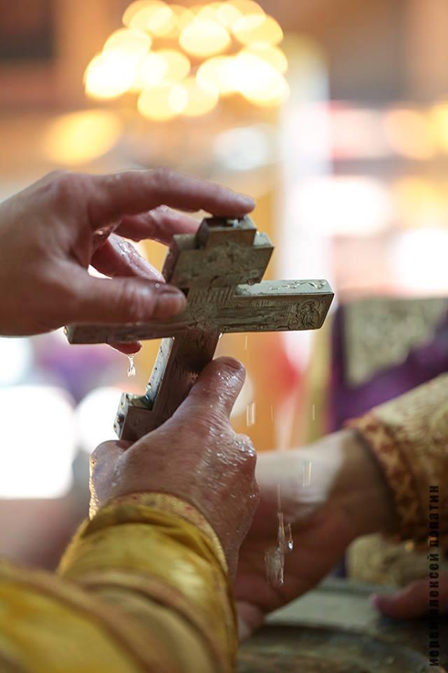 Проповедь в Неделю крестопоклоную